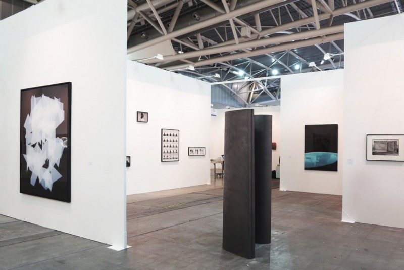 Gallery Taik Persons at Artissima 2017 – Booth Dark Blue 11