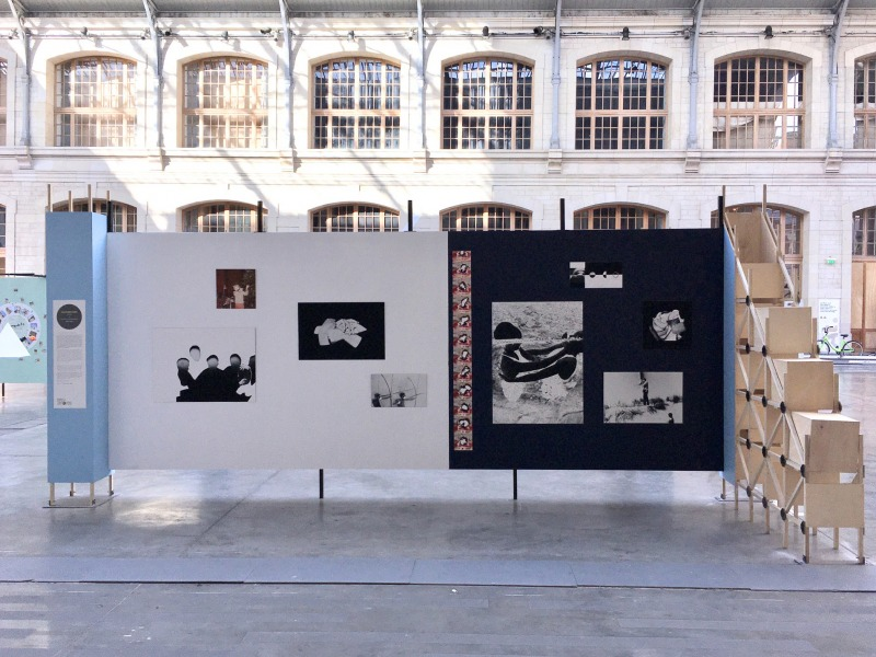 Installation View at Circulations, European Festival of Young Photography, Paris, France 2020
