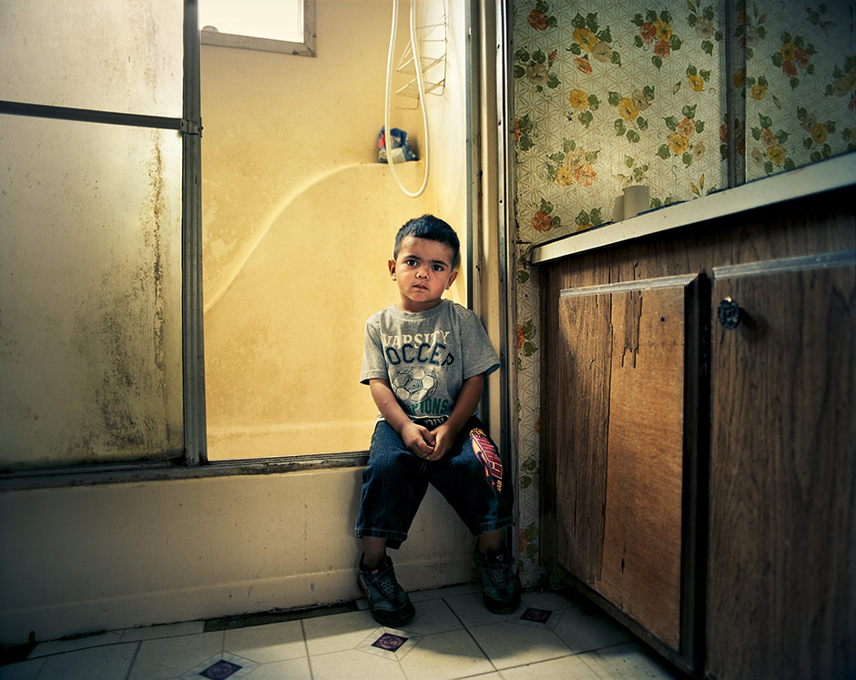 Eric Ramirez, Firebaugh, California, 2011