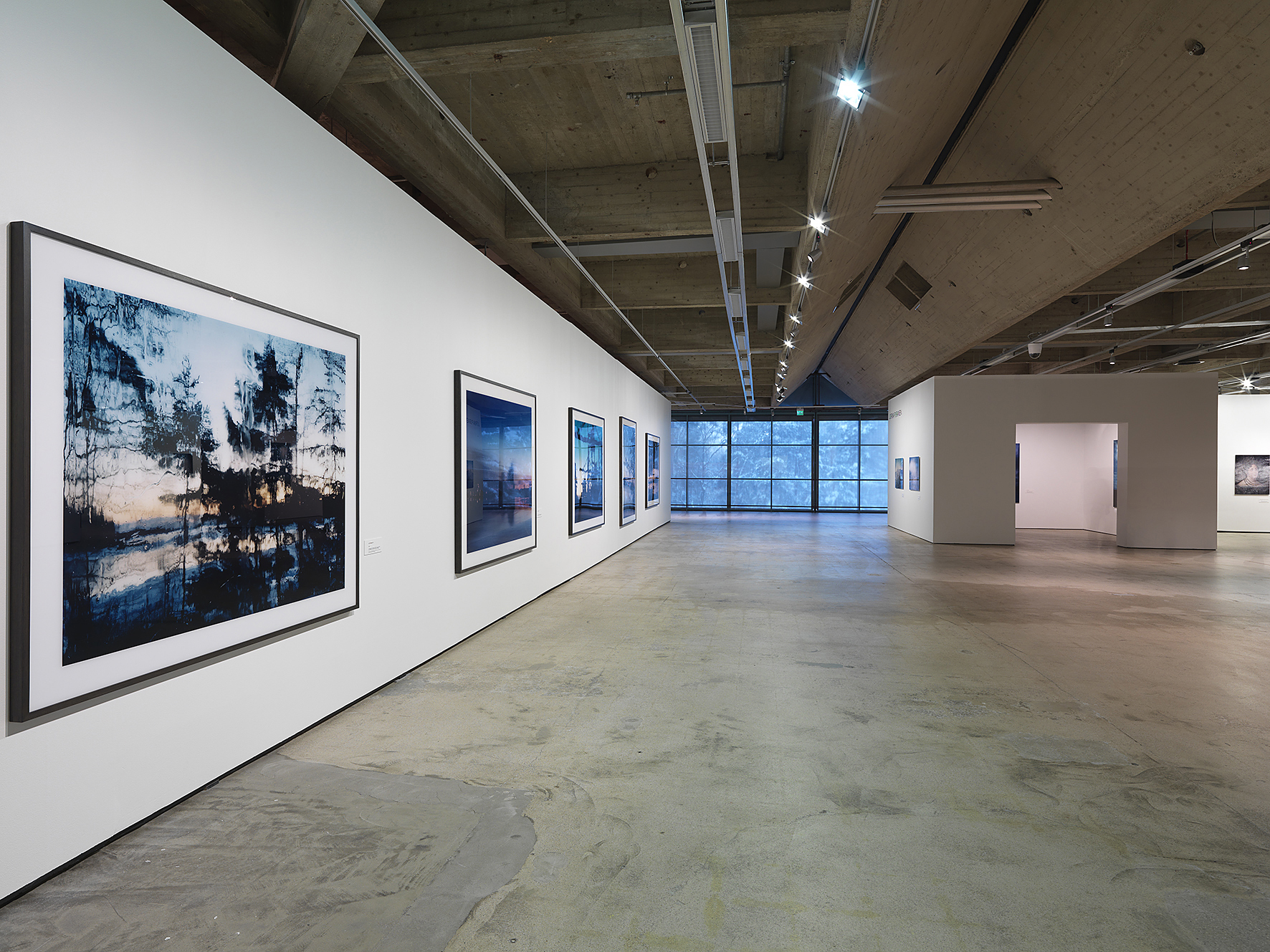 Installation View at EMMA - Espoo Museum, Finland, 2008